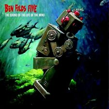 BEN FOLDS FIVE The Sound Of The Life Of The Mind CD BRAND NEW