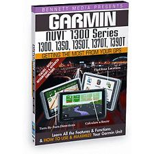 GARMIN NUVI 1300 SERIES: 1300, 1350T, 1370T, 1390T NEW DVD