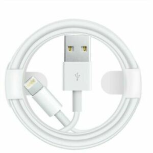 Genuine iPhone Charger Fast For Apple Cable USB Lead 12 11 5 6 7 8 X XS XR