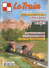 LE TRAIN N°241 LIGNE DU BOURBONNAIS / BB 9200 / BB 9300 / GARE P.O EN N ET HO