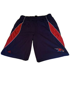 Men's Adidas NBA Atlanta Hawks Alternate Logo Basketball Shorts Size L