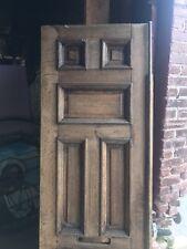 Antique Wine Cellar Door Pantry Door Accent Door 6 Panel Door 2- available