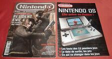 Nintendo Le Magazine Officiel [n°32 Mars 05] Gamecube Resident Evil 4 DSJRF