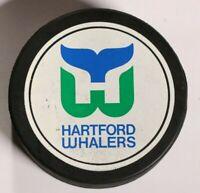 Vintage Hartford Whalers Viceroy Puck NHL Hockey