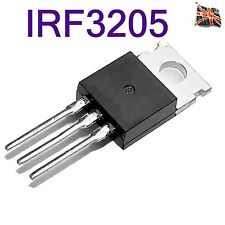 IRF3205PBF IRF3205 Mosfet N CHANNEL TO-220 UK Stock