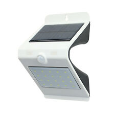 20 LED Solar Lights Outdoor solar Powered Motion Sensor Security Wall Light