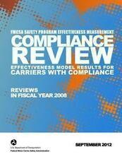 FMCSA Safety Program Effectiveness Measurement : Compliance Review...