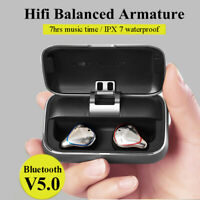 Mifo O5 Hifi In-ear Headset Earphone Headphone Bluetooth 5.0 Tws IPX7 Wireless
