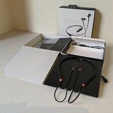 Sol Republic Shadow Wireless Bluetooth Earphones Headphones Black & Gold
