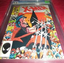 The Uncanny X-Men #211 (Nov 1986, Marvel) CGC Graded 9.4 Marvel 25th Anniversary