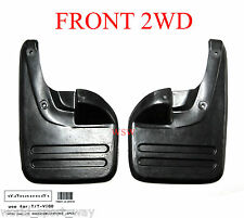 TOYOTA HILUX DUAL CAB 2004 - 2015 SR5 4x2 2wd FRONT SIDE MUD FLAPS SPLASH GUARDS