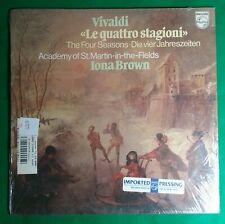 Vivaldi Le quattro stagioni Four Seasons LP Dutch Pressing Philips 9500 717