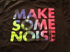L black MAKE SOME NAISE TIESTO EDM DJ t-shirt by TIESTO