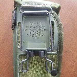 Bianchi M-12 9388057 holster