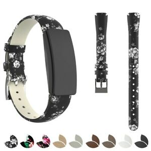Genuine Leather Replacement Tracker Band WristStrap FOR Fitbit Inspire& HR&Ace 2