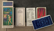 Tarot Maconnique 78 cartes Masonic deck - Grimaud 394120 FR EN DE # Voyance