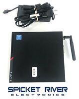Lenovo ThinkCentre M700 Tiny PC Pentium G4400T 2.90GHz 256GB SSD 8GB RAM Win10