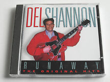 Del Shannon - Runaway The Original Hits (CD Album) Used Very Good