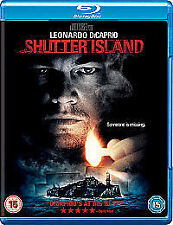 BLU-RAY    SHUTTER ISLAND         BRAND NEW SEALED UK STOCK