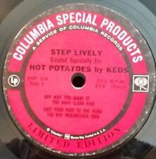 "Bob Dylan, Bobby Vinton, Dave Clark Five & Roy Meriweather Trio 319""STEP LIVELY"""