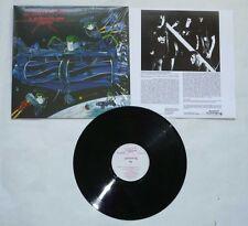 "Lawnmower Deth ""Ooh Crikey It's.."" FDR Transparent Black Vinyl - NEW!"