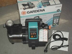 Gardena Hauswasserautomat  6000/6E LCD Inox