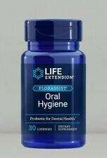 Florassist Oral Hygiene Probiotic for Dental Health, 30 lozenges