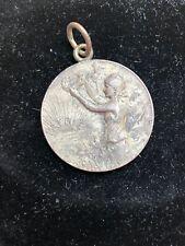 médaille ancienne Patrie Semeur offert par VICTOR BORET député de la Vienne