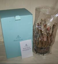 Party Lite Twig & Leaf Multi Candle Holder With Box