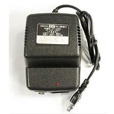 Step Up Voltage converter transformer from 110V to 220V max power 200VA/200W