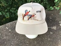 Vintage Stihl Trucker Hat K Products Pheasant Hunting Snapback Embroidered USA