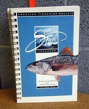 AMERICAN FISHERIES SOCIETY cookbook Crawfish Etoufee recipes Cajun halibut
