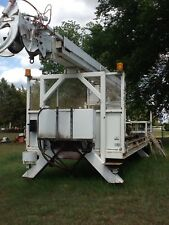 Digger Derrick- Pole Setter- Terex Telelect C5052