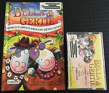 Bella And Gertie World-Famous Private Detectives ~ Ladybird Book & Cassette Tape