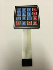 4x4 Matrix Array 16 Key Membrane Switch Keypad Keyboard for Arduino AVR 12V UK .