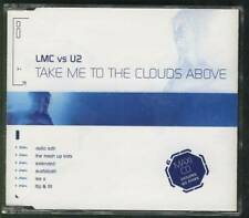 LMC VS U2 Take Me To The Clouds Above 6 TRX 2003 CD w sample with or without you