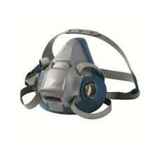 3M 6502 Half Face Respirator Medium Fedex/DHL ww NO CHINESE COUNTERFEIT