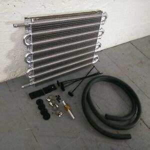 """1932-64 Studebaker 8-Row 15"""" Transmission Trans Oil Cooler regal deluxe lark R-2"""