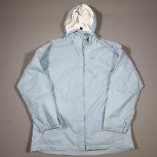 K-WAY 1990s Vintage Windbreaker Hooded Rain Jacket Festival Cagoule XL #3008