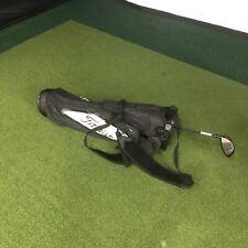 Titleist Sunday Lightweight Golf Carry Bag Walking 3 SLOT/WAY Black/White