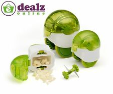 Chef'n Chefn Garlic Zoom garliczoom Garlic Chilly Herb Chopper Slicer BPA Free