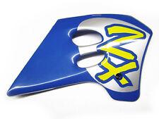 Neuf Original Sachs Spoiler Réservoir Droite Bleu pour Zx 125 - et :