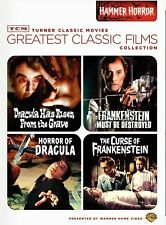 Greatest Classic Films: HammerHorror. 4 Faves. Brand New In Shrink!