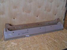 FIAT 128 outer DOOR SILL PLATE PAIR sheet metal Left & Right