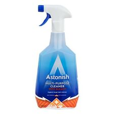 Astonish Multi Surface Cleaner With Bleach Trigger Spray 750ml NEW