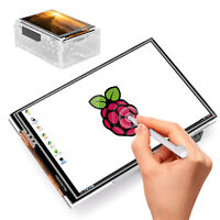 "3.5"" LCD TFT Touch Screen Module 320*480 RGB Display Board For Raspberry Pi 4"