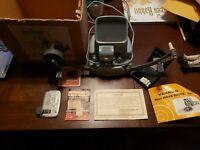 Used Vintage Vtg VERNON Model 101 8MM Movie Editor Super 8 HPI Dry Splicer