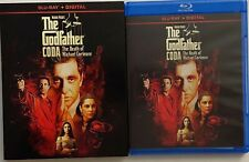 THE GODFATHER CODE THE DEATH OF MICHAEL CORLEONE BLU RAY + SLIPCOVER SLEEVE BUY