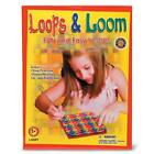 POT HOLDER Weaving LOOM Easy LOOP Pepperell KIT Maker Craft & 4 Oz Stretch Loops