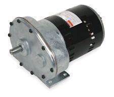 Dayton Model 1LPU5 Gear Motor 31 RPM 1/2 hp 115 Volts (2Z794)
